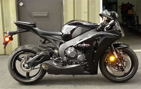 Blkng Rr New honda cbr1000rr 08 taylormade exhaust from bikebling