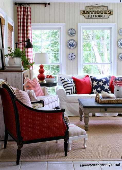 stars and stripes home decor 25 best ideas about southern style decor on pinterest