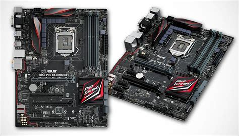 Asus H170 Pro Gaming asus launches h170 pro gaming and b150 pro gaming d3