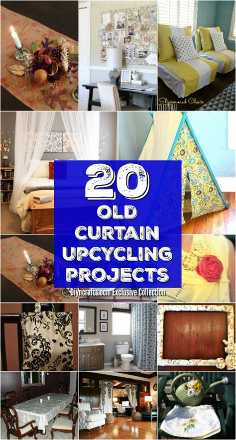 repurpose old curtains 20 repurposing ideas to make good use of old curtains
