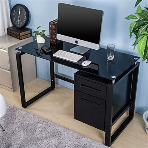 X Office Table Meja Komputer Industrial compare price to metal and glass cabinet tragerlaw biz