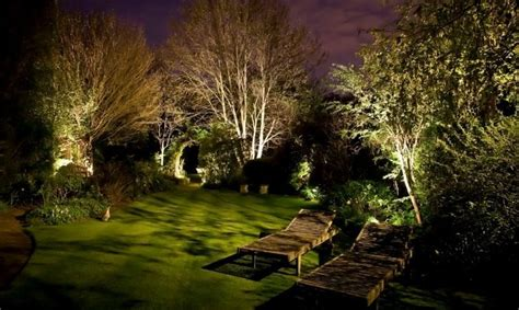 gartenbeleuchtung led led gartenbeleuchtung 50 ideen f 252 r zauberhafte lichteffekte