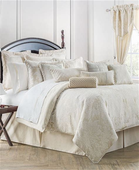 waterford paloma king comforter set bedding collections