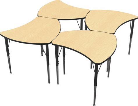 economy shapes configurable student desk