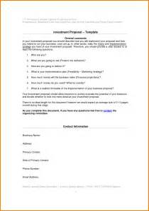 Investment Template by Doc 585553 Sle Investment Template