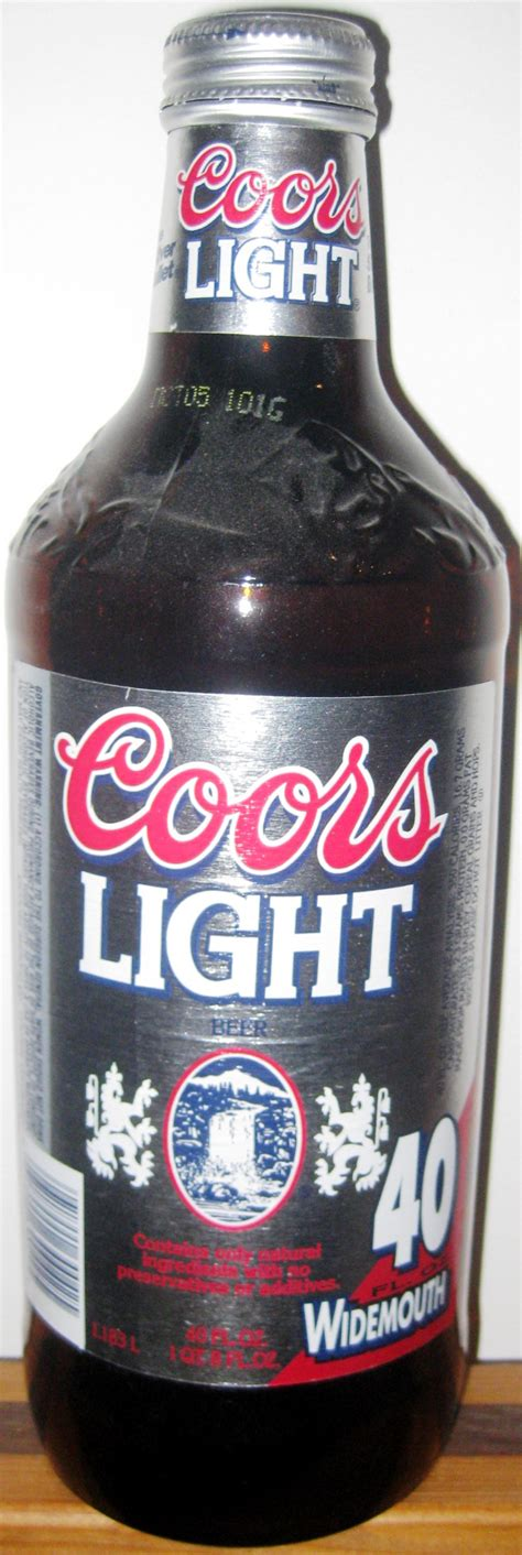 what percent alcohol is coors light alcohol content of coors light iron blog
