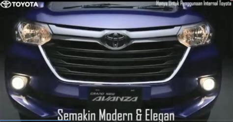 Lu Kabut Grand New Avanza image avanza 2015 release date price and specs