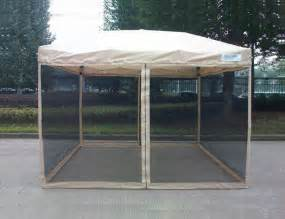 Gazebo Shade Screen by Quictent Screen 174 6 6 X6 6 Pop Up Gazebo Party Tent Canopy
