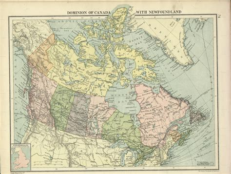 atlas map of canada hipkiss scans of maps from the geographical