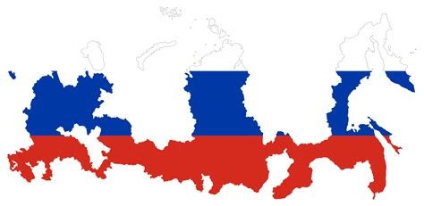 russia map png file flag map of russia without autonomous okrugs and