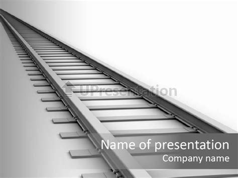 rails templates powerpoint templates free rail gallery