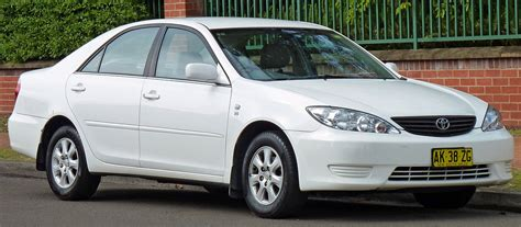how is a toyota camry toyota camry xv30