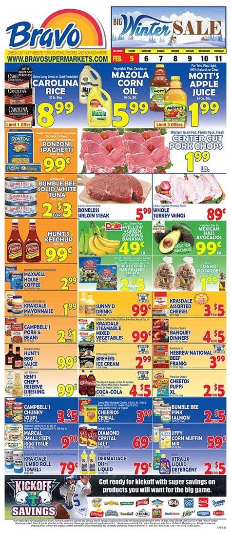cardenas market food menu bravo supermarkets weekly ad circulars shopping weekly