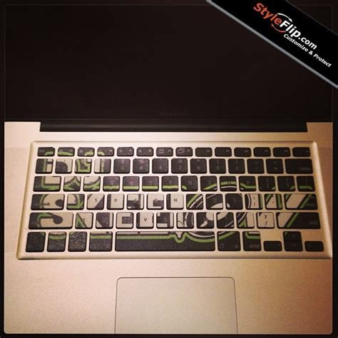 design your own keyboard cover custom macbook pro 15 quot unibody keyboard keys skin decals