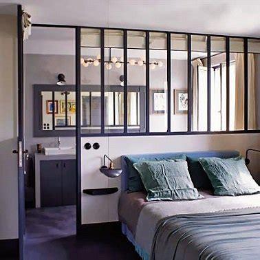 agréable Plan Chambre Parentale Avec Salle De Bain Et Dressing #7: une-suite-parentale-moderne-avec-verriere-atelier.jpg