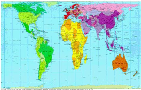 map world real size a more realistic view of our world