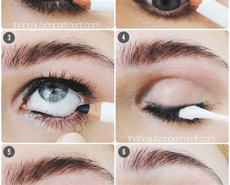 eyeliner tutorial with pencil makeup tutorial pencil eyeliner mugeek vidalondon