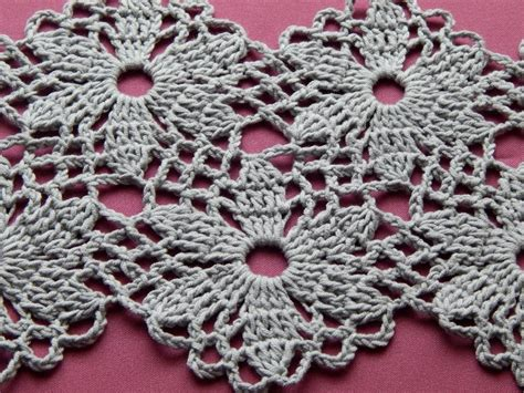 Wst 12189 Flower Crochet Top Wst 陝rochet flower motif crochet shawl tutorial part 1