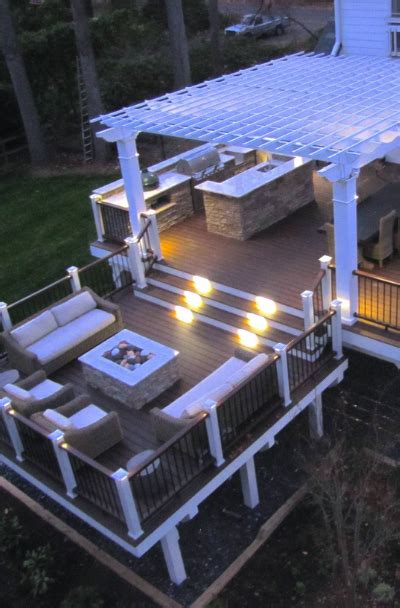 awesome backyard deck ideas sebring design build