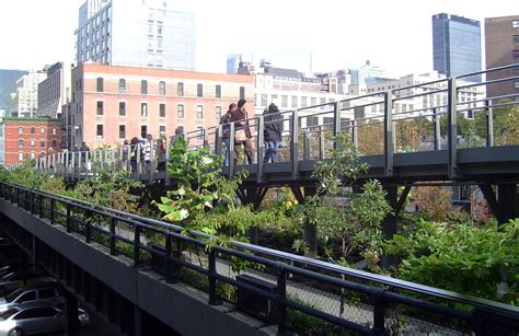 Section 3 Ny high line check out this beautiful aerial greenway in new