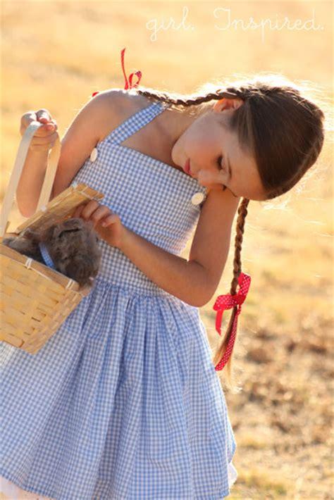 Handmade Dorothy Costume - handmade costume dorothy inspired