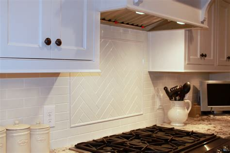 Kitchen Backsplash Subway Tile Patterns Oak Ridge Revival Timeless And Classic