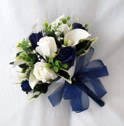 artificial wedding bouquets special order for dawnett artificial wedding flowers posy bouquet buttonhole