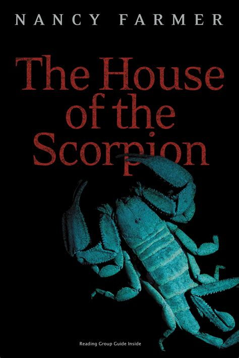 the book house the house of the scorpion book by nancy farmer official publisher page simon