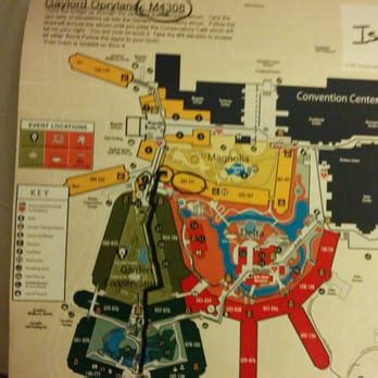 opryland hotel layout map gaylord opryland resort convention center hotels