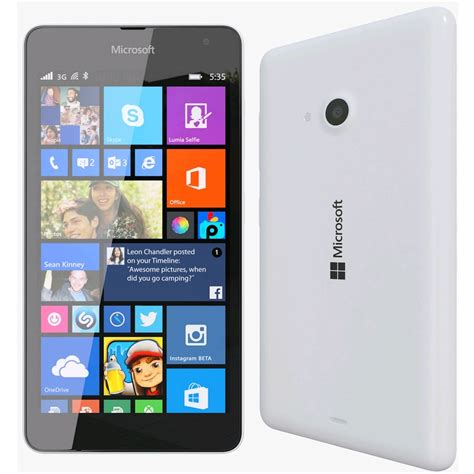 Microsoft Lumia 535 Windows Phone microsoft windows phone lumia newhairstylesformen2014
