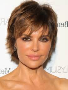 razor cut hairstyles best layered razor cut from lisa rinna hairstyles weekly