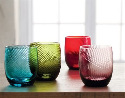 Dining Room Collections finds ridged glass tumblers homegirl london