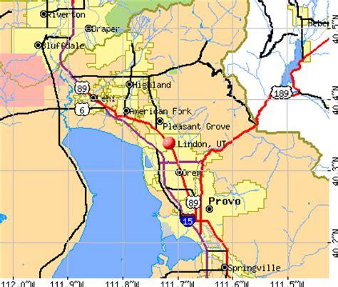 map world lindon utah lindon utah ut 84042 84604 profile population maps