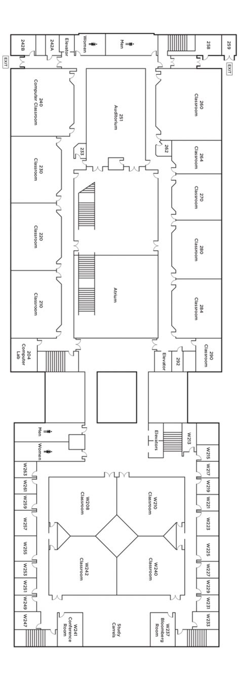byu library room reservation building map byu marriott school of business