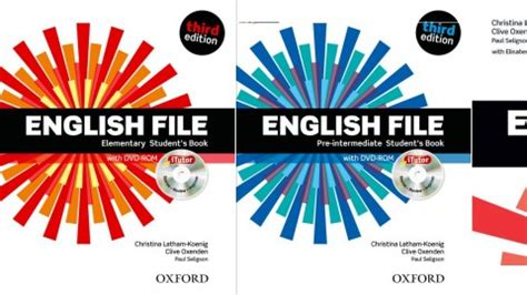 english file 3rd edition english file third edition by clive oxenden christina latham koenig and paul seligson on