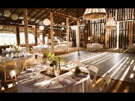Blvd Wedding Concepts by Rustic Barn Wedding Decoration Ideas