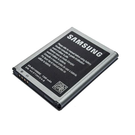 Power Battery Samsung G130 Baterai samsung battery eb bg130bbe 1300 mah оригинална резервна
