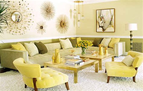 yellow and green living room living room create a magical ambiance in living room with the right ls stylishoms