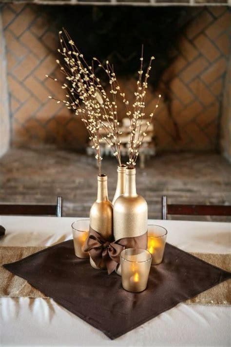 centros de mesa de xv anos  botellas  decoracion de interiores fachadas  casas como