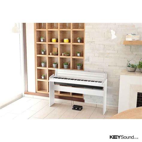 Korg Piano Digital Lp180 Wh White korg lp180 wh digital piano keysound leicester midlands