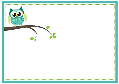 printable baby stationery free printable owl baby shower invitations other