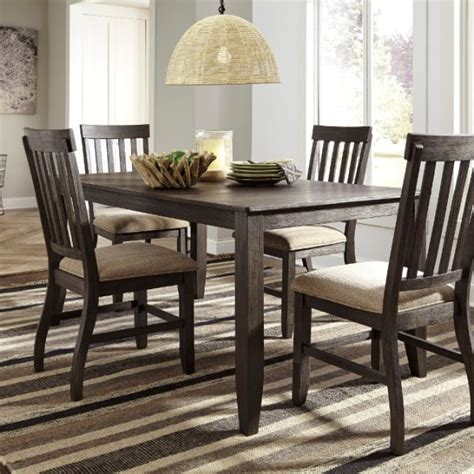 dresbar dining room table dresbar dining set with 4 chairs louisville overstock