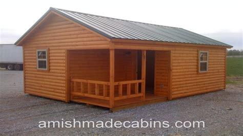 amish built cabins amish log cabin kits