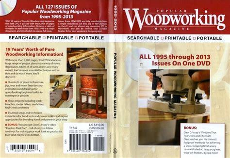 popular woodworking dvd popular woodworking 1995 2013 dvd rom avaxhome
