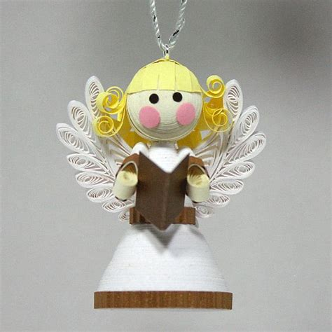 quilling angel tutorial 139 best quilling angels images on pinterest