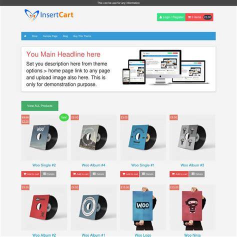 adsense on shopify esell business wp theme wordpress theme store insertcart