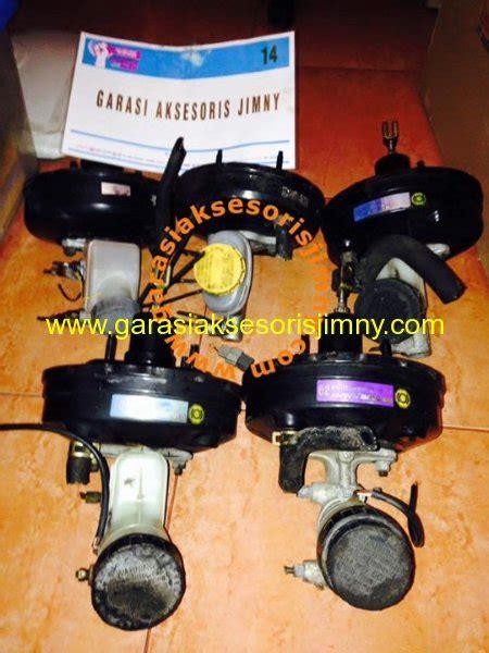 Booster Rem Set Modifikasi Suzuki Jimny Katana Jk Sps accessories harga murah garasi aksesoris jimny