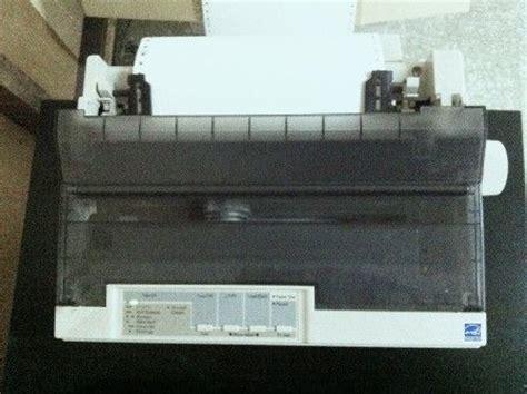 Fast Print Printer Dotmatrix Original Epson Lq300 used epson lq 300 ii dotmatrix printer for sale from kuala