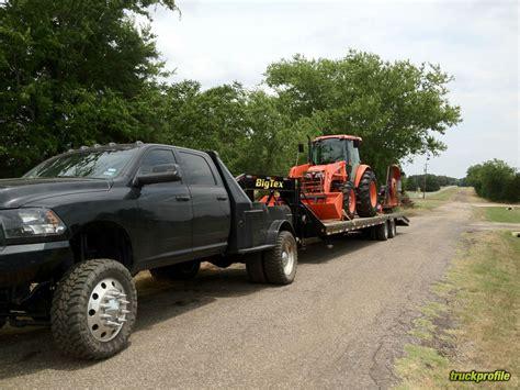 Black Dodge Ram 3500 Interstate Rated No Bill Simpson Job