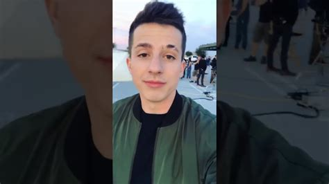 charlie puth q and a charlie puth hollister 2017 cf behind the scenes youtube